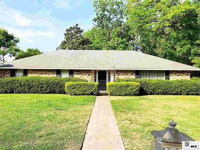 Monroe Single Family Home For Sale: 3017 River Oaks Drive