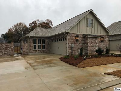 Single Family Home For Sale: 1115 Abby Lane