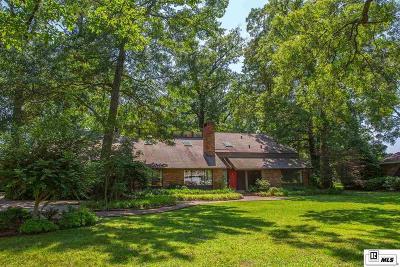 Monroe Single Family Home Active-Price Change: 3308 Deborah Drive