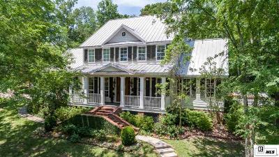 Single Family Home For Sale: 126 Blue Ridge Lane