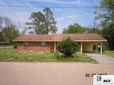 Single Family Home For Sale: 308 Washington Street