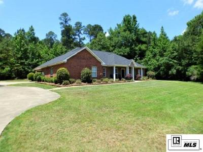 Ruston Single Family Home For Sale: 138 Deerfield Drive
