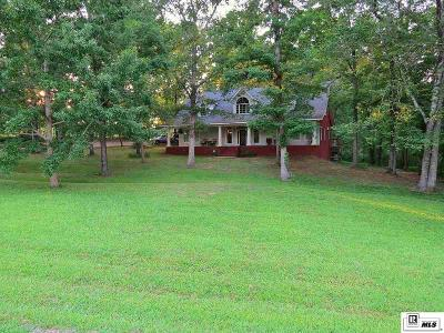 West Monroe Single Family Home For Sale: 5170 New Natchitoches Road