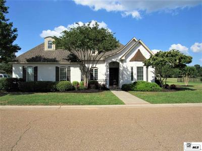 Monroe Single Family Home New Listing: 200 Maison Drive