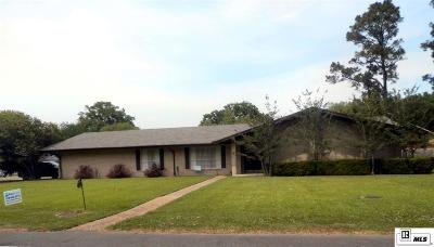 Monroe Single Family Home New Listing: 2701 Indian Mound Boulevard