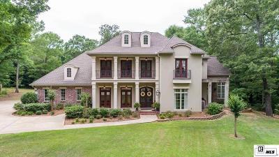 Ruston Single Family Home New Listing: 306 Creeks Edge Circle