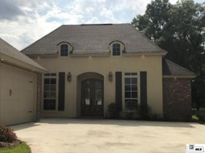 Monroe Single Family Home New Listing: 4013 Anna Kate Lane