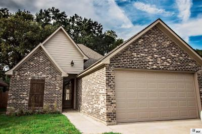 Monroe Single Family Home New Listing: 213 Briar Trace