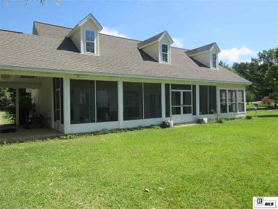 Jonesboro Single Family Home For Sale: 422 Arbin Culpepper Road