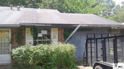 Ruston Single Family Home Active-Pending: 1608 Skyline Drive