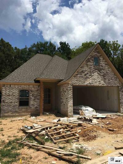 Monroe Single Family Home Pending Continue To Show: 219 Briar Trace