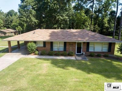 Ruston Single Family Home Active-Pending: 1204 Greenwood Drive