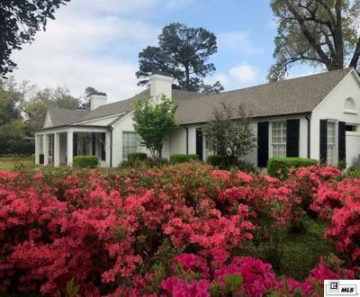 Monroe Single Family Home Active-Pending: 1608 N 5th Street