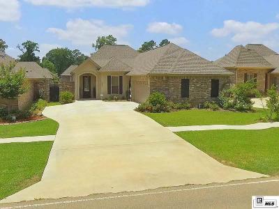 West Monroe Single Family Home For Sale: 893 Hicks Street