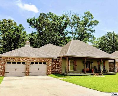 West Monroe Single Family Home For Sale: 207 Old Creek Road