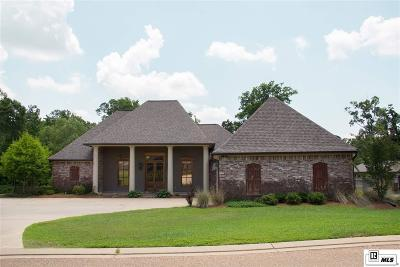 West Monroe Single Family Home Pending Continue To Show: 203 Austin Oaks Circle