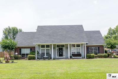 Single Family Home For Sale: 700 Guthrie Road