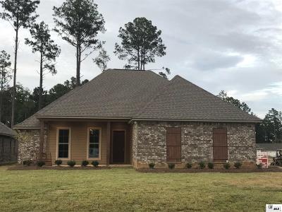 Ruston Single Family Home For Sale: 135 Frogmore Drive