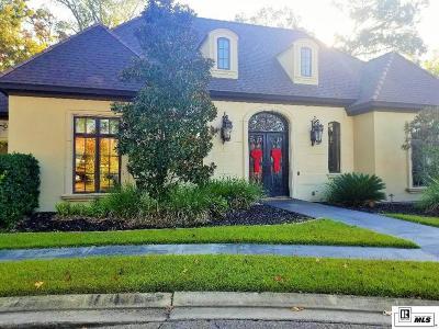 West Monroe Single Family Home For Sale: 910 Italiana Place