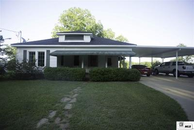 Downsville Single Family Home For Sale: 701 Vic Allen Road
