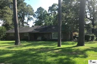 West Monroe Single Family Home For Sale: 309 Darbonne Drive