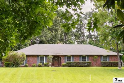 Ruston Single Family Home Active-Contingent 72 Hrs: 705 Hundred Oaks Drive