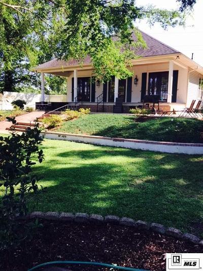 West Monroe Single Family Home For Sale: 237 River Oaks Drive