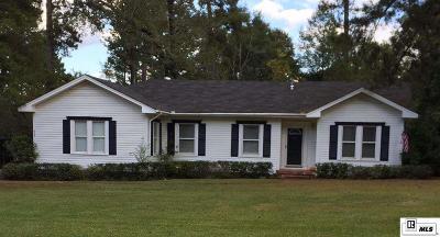 Jonesboro Single Family Home For Sale: 409 Gansville Road