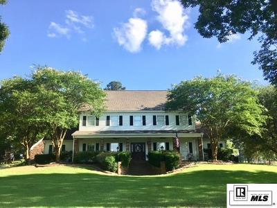 West Monroe Single Family Home Active-Price Change: 1115 Avant Road