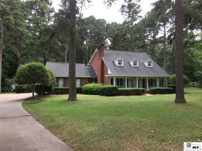 Ruston Single Family Home For Sale: 300 Frazier Road