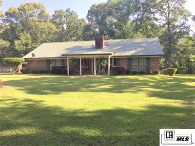Downsville Single Family Home For Sale: 504 Tedeton Road