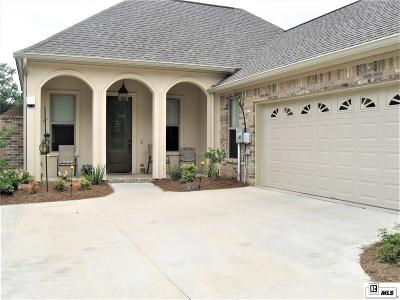 West Monroe Single Family Home For Sale: 897 Hicks Street