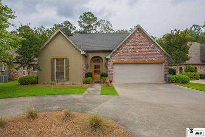 West Monroe Single Family Home Active-Pending: 120 Creole Lane