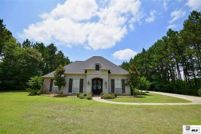 Ruston Single Family Home For Sale: 163 Orchard Valley Circle