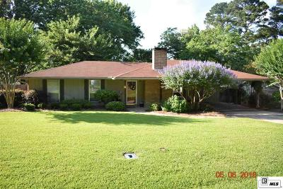 Ruston Single Family Home Active-Pending: 758 Stable Road