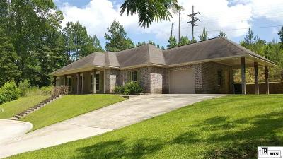 Ruston Single Family Home Active-Pending: 100 Biltmore Drive