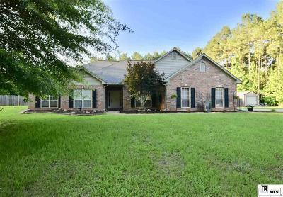 Ruston Single Family Home For Sale: 375 Holliman Road