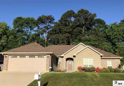 West Monroe Single Family Home For Sale: 116 Leupold Drive