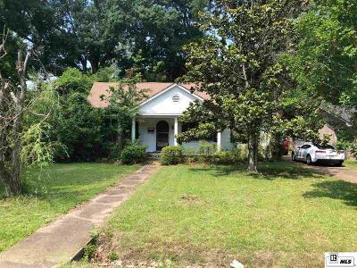 Monroe Single Family Home Active-Pending: 212 Sherrouse Avenue