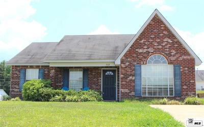 Ruston Single Family Home Active-Pending: 1103 Willow Drive