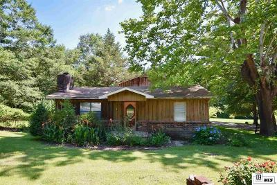 Choudrant Single Family Home For Sale: 731 New Hope Road