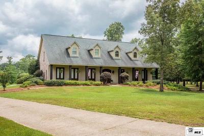 Monroe Single Family Home For Sale: 219 Hidden Oaks Lane