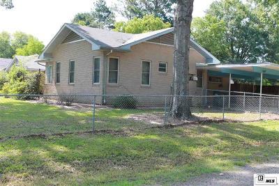 West Monroe Single Family Home Back On Market: 1017 Audubon Drive