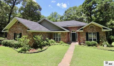 Single Family Home For Sale: 114 W Standard Reed Road
