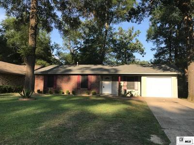 Monroe Single Family Home For Sale: 517 Birchwood Drive