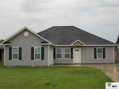Monroe Single Family Home For Sale: 36 Leslie Lane