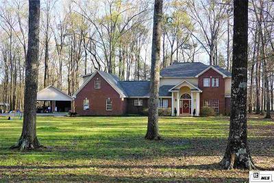 Monroe Single Family Home For Sale: 304 Jerry Garlington Road