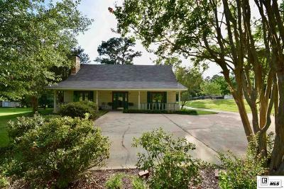 Ruston Single Family Home Active-Price Change: 443 Moody Road