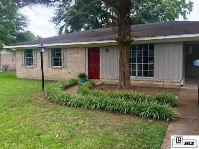 West Monroe Single Family Home Active-Pending: 16 Charmingdale Drive