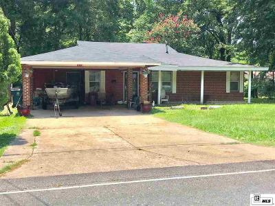 Monroe Single Family Home For Sale: 608 S 5th Street